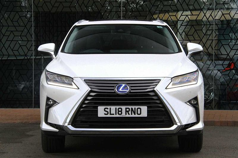 Lexus RX 450h 3.5 Luxury L, 7 Seater